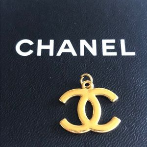 Authentic Chanel hardware